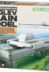 4M Maglev Train Model