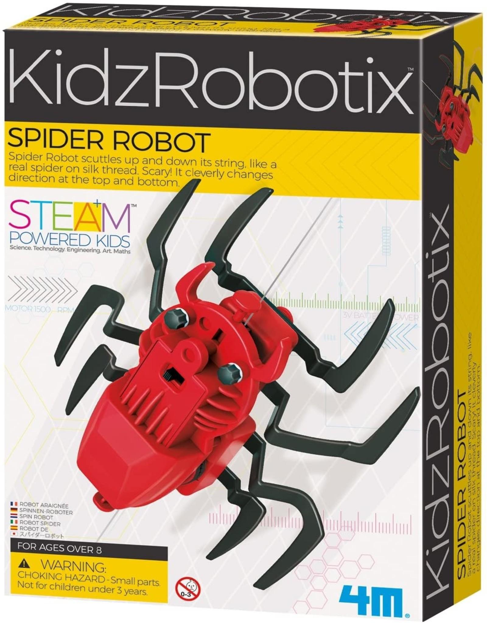 4M Kidz Robotics - Spider