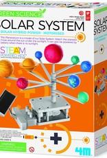 4M Motorized Solar System Planetarium