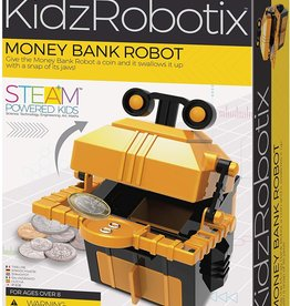 4M Money Bank Robot