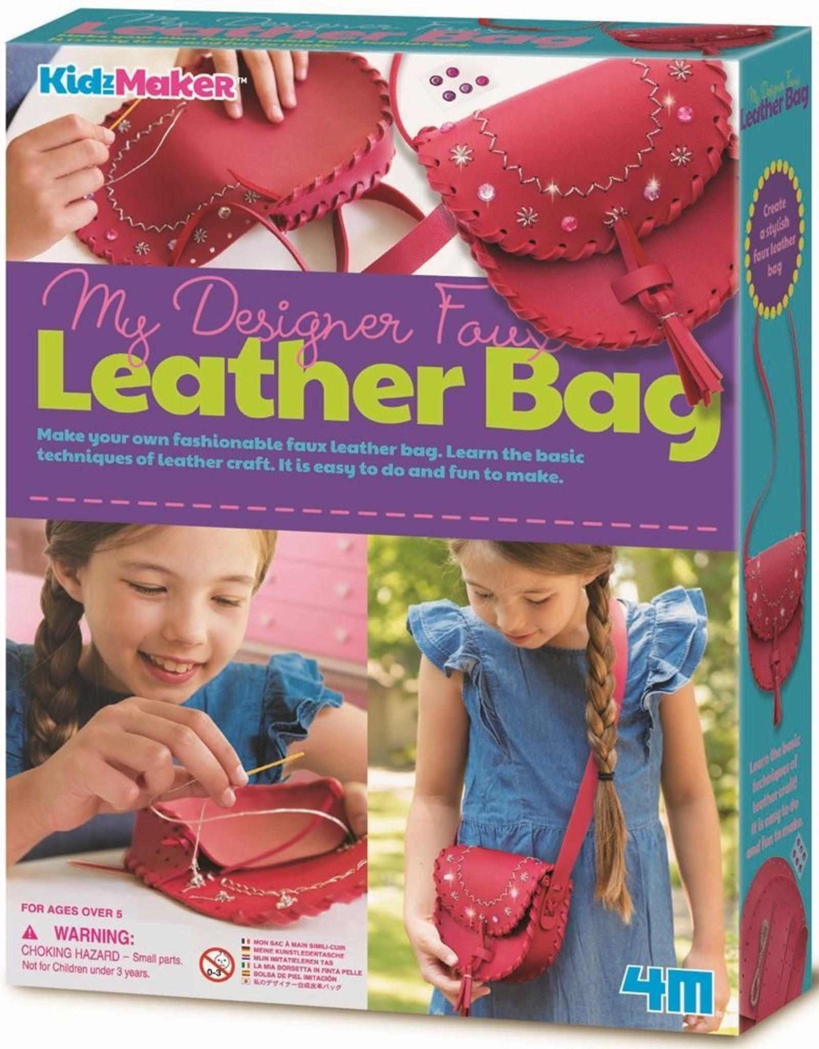 4M My Designer Faux Leather Bag