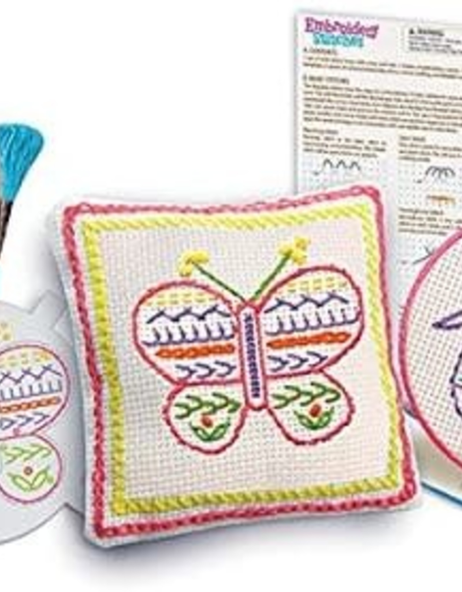 4M Embroidery Stitching
