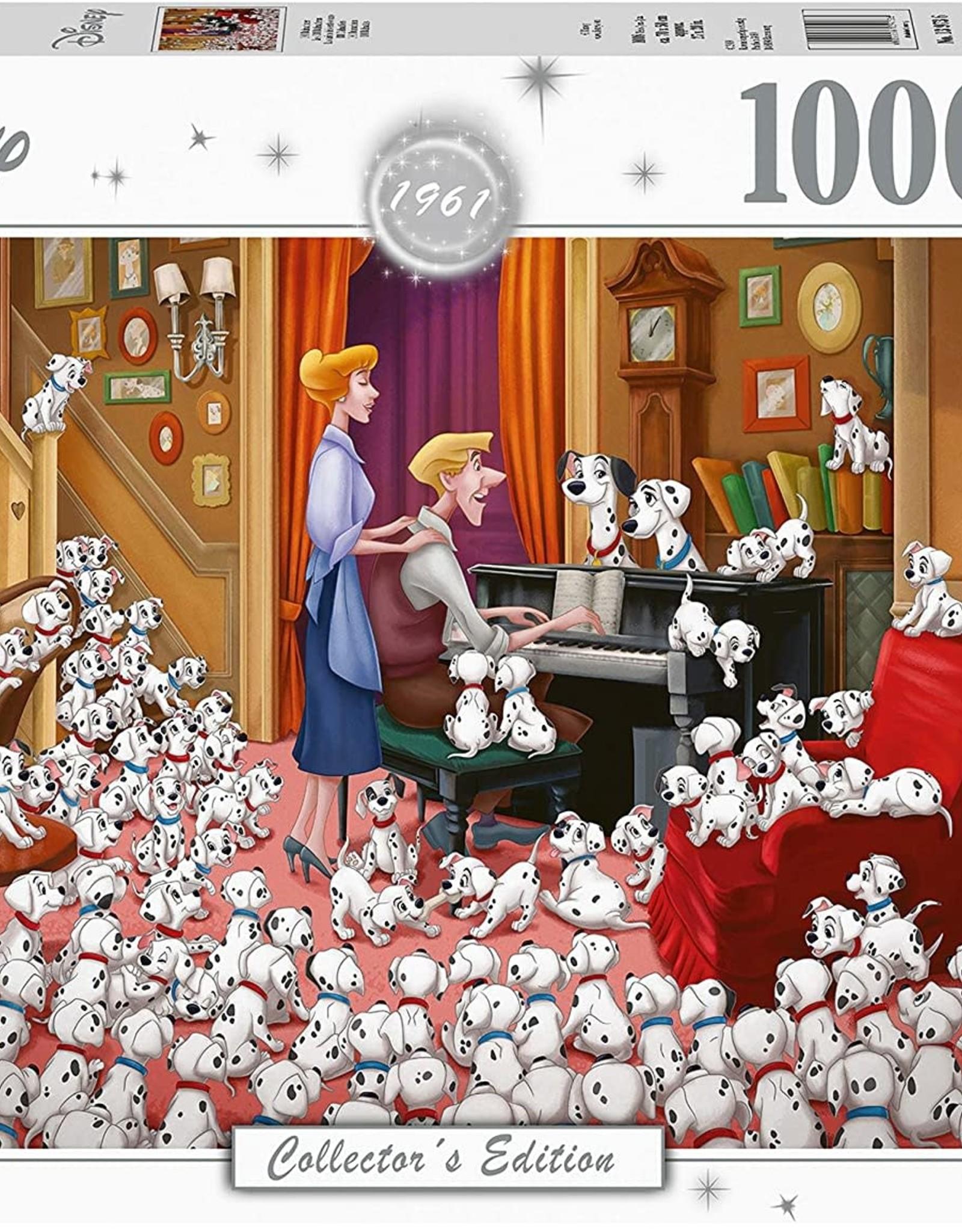 Ravensburger 101 Dalmatians 1000 Pc
