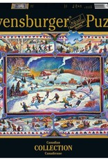 Ravensburger Canadian Winter 1000 Pc