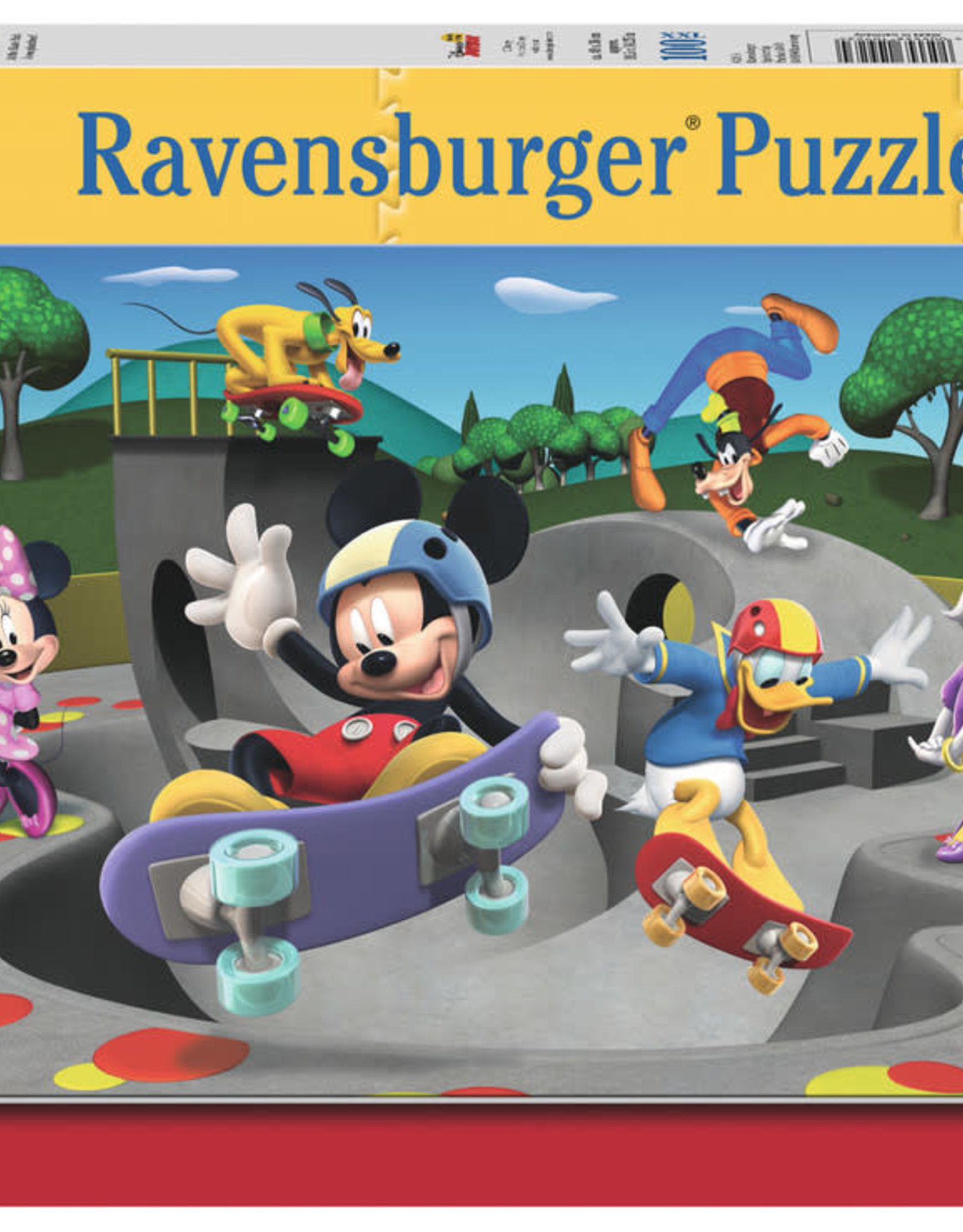 Ravensburger At the Skate Park (100 pc)