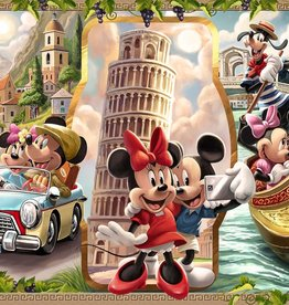 Ravensburger Vacation Micky & Minnie 1000pc