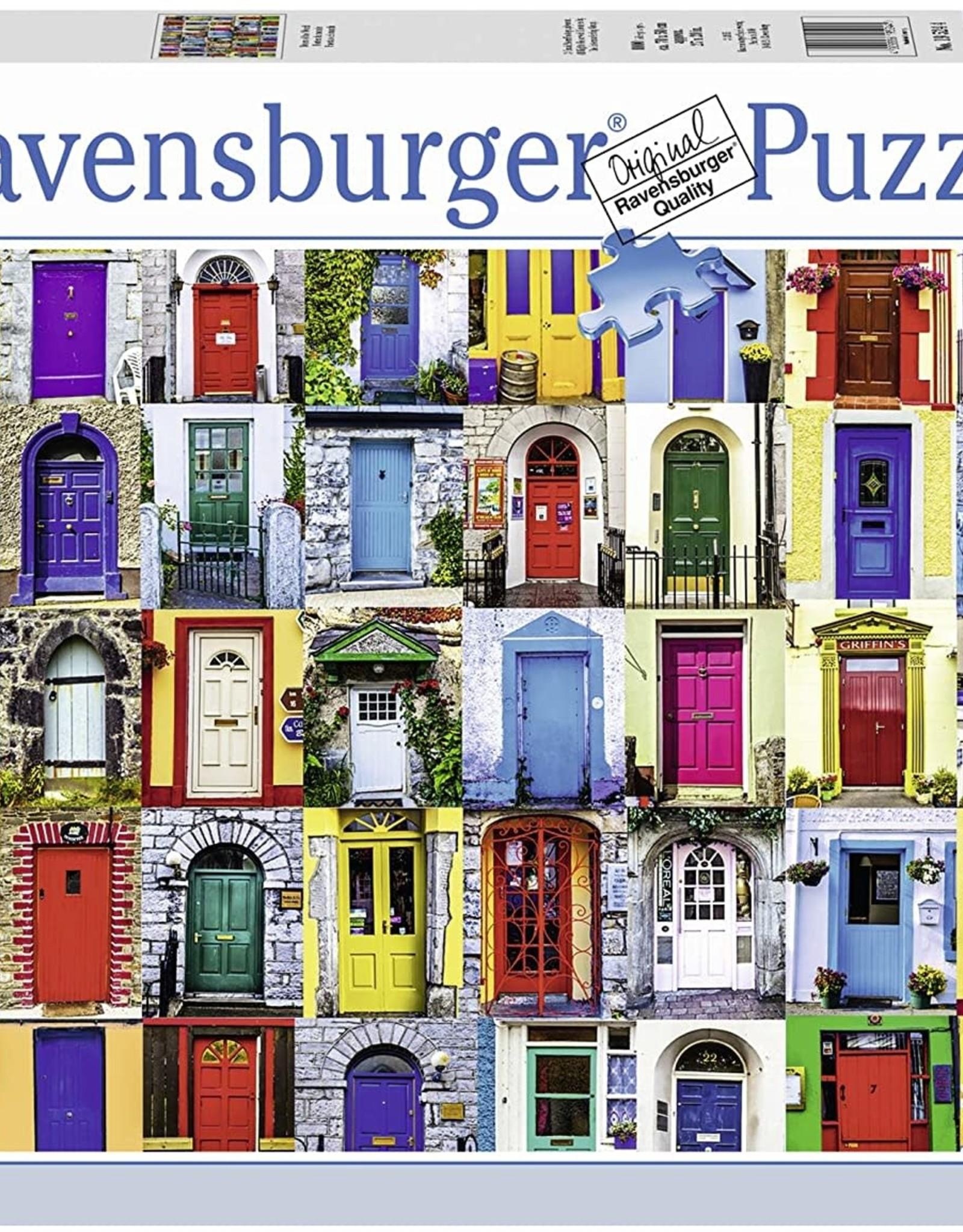 Ravensburger Doors of the World 1000pc