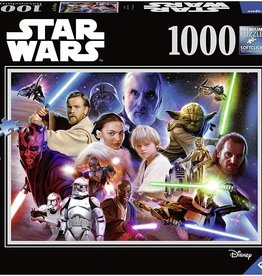 Ravensburger Star Wars Limited Edition 1000pc