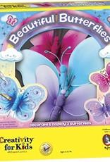 Creativity For Kids Beautiful Butterflies