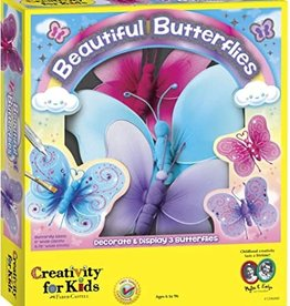 Creativity For Kids Beautiful Butterflies