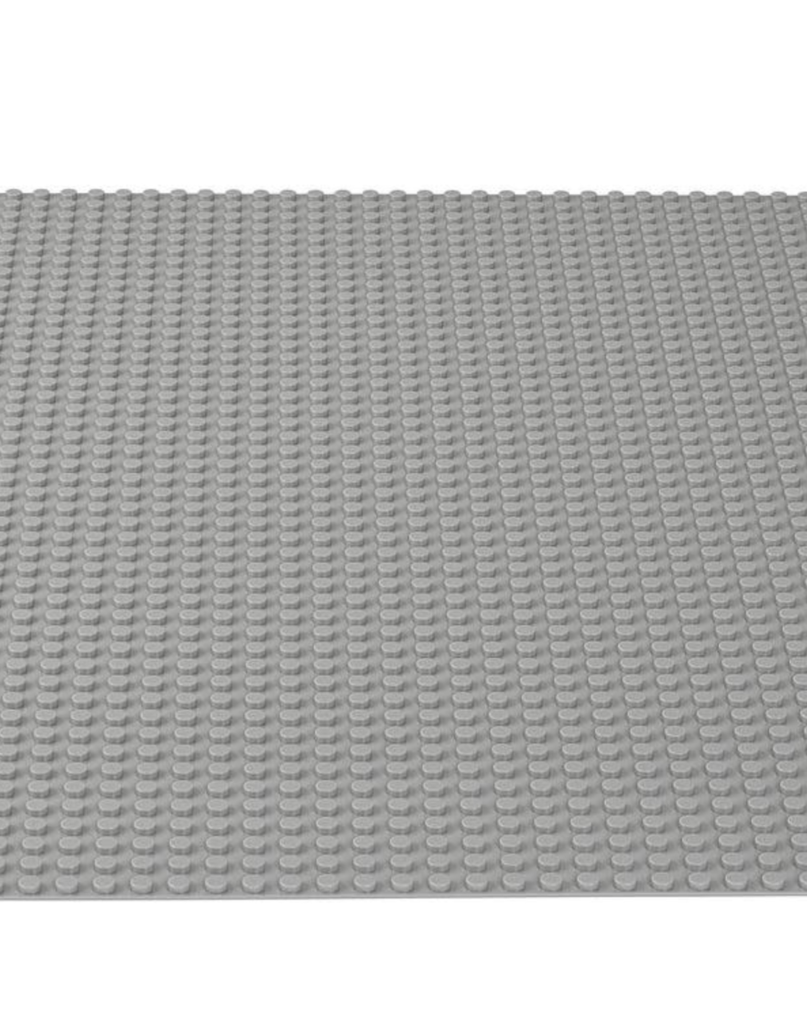 LEGO 10701 Gray Baseplate LEGO