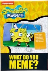 What Do You Meme: Sponge Bob