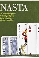 Piatnik Canasta Double deck cards & scorecards