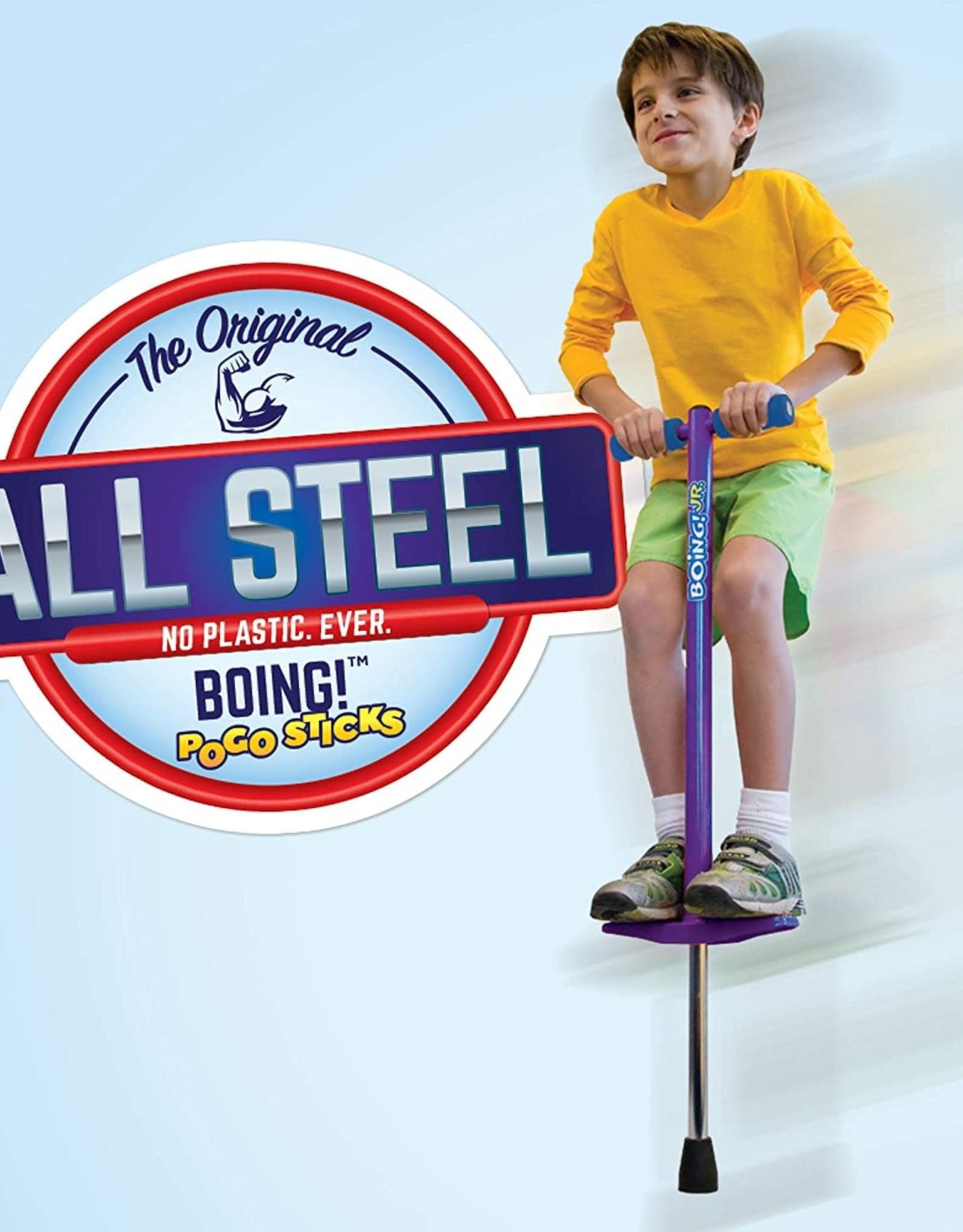 Boing Jr. Pogo Stick (50-90 lbs)