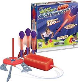 GeoSpace Jump Rocket LED Night Shotz