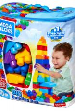 Mega Bloks MEGA BLOKS BIG BUILDING BAG 80PCS