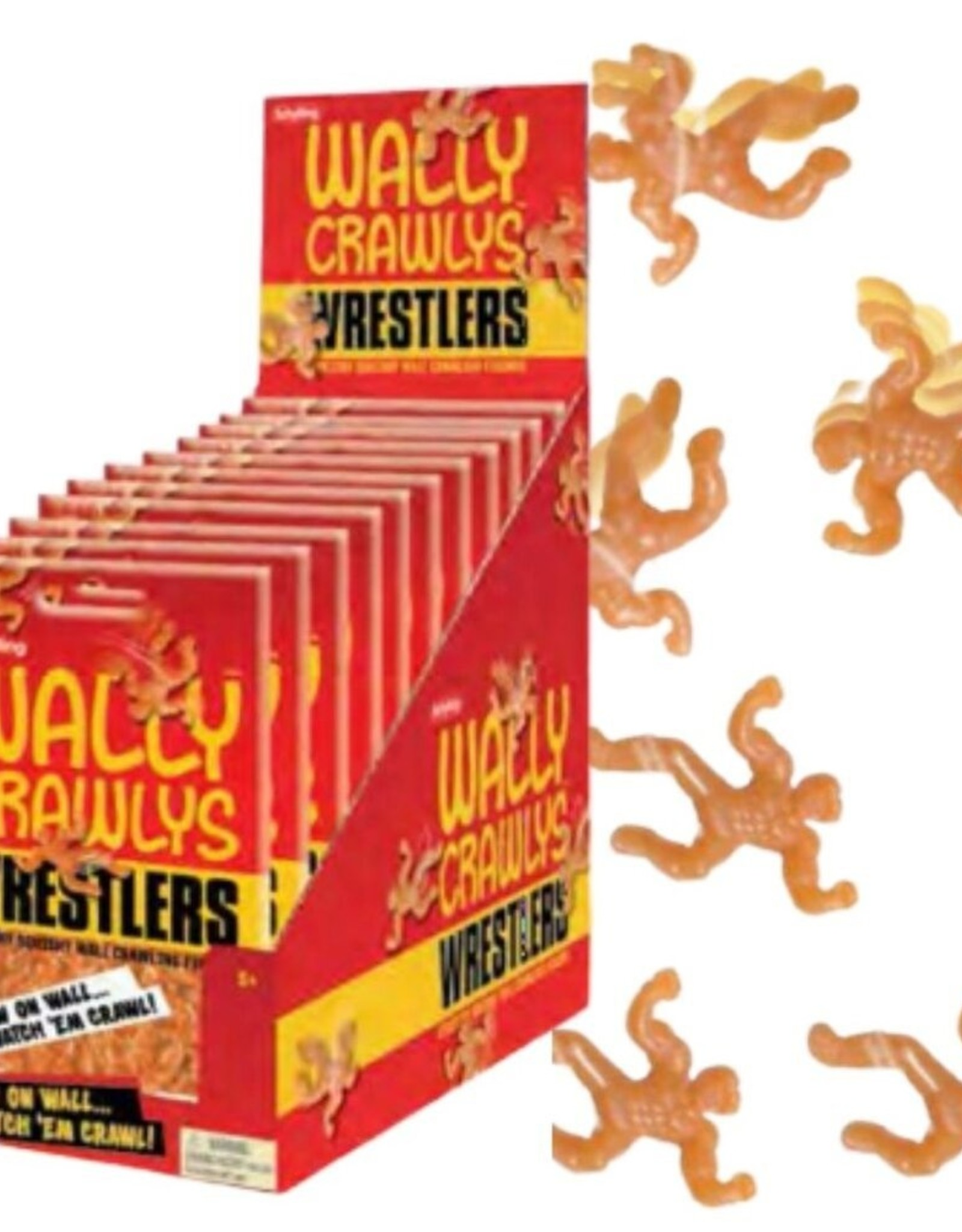 Schylling WRESTLER WALLY CRAWLYS