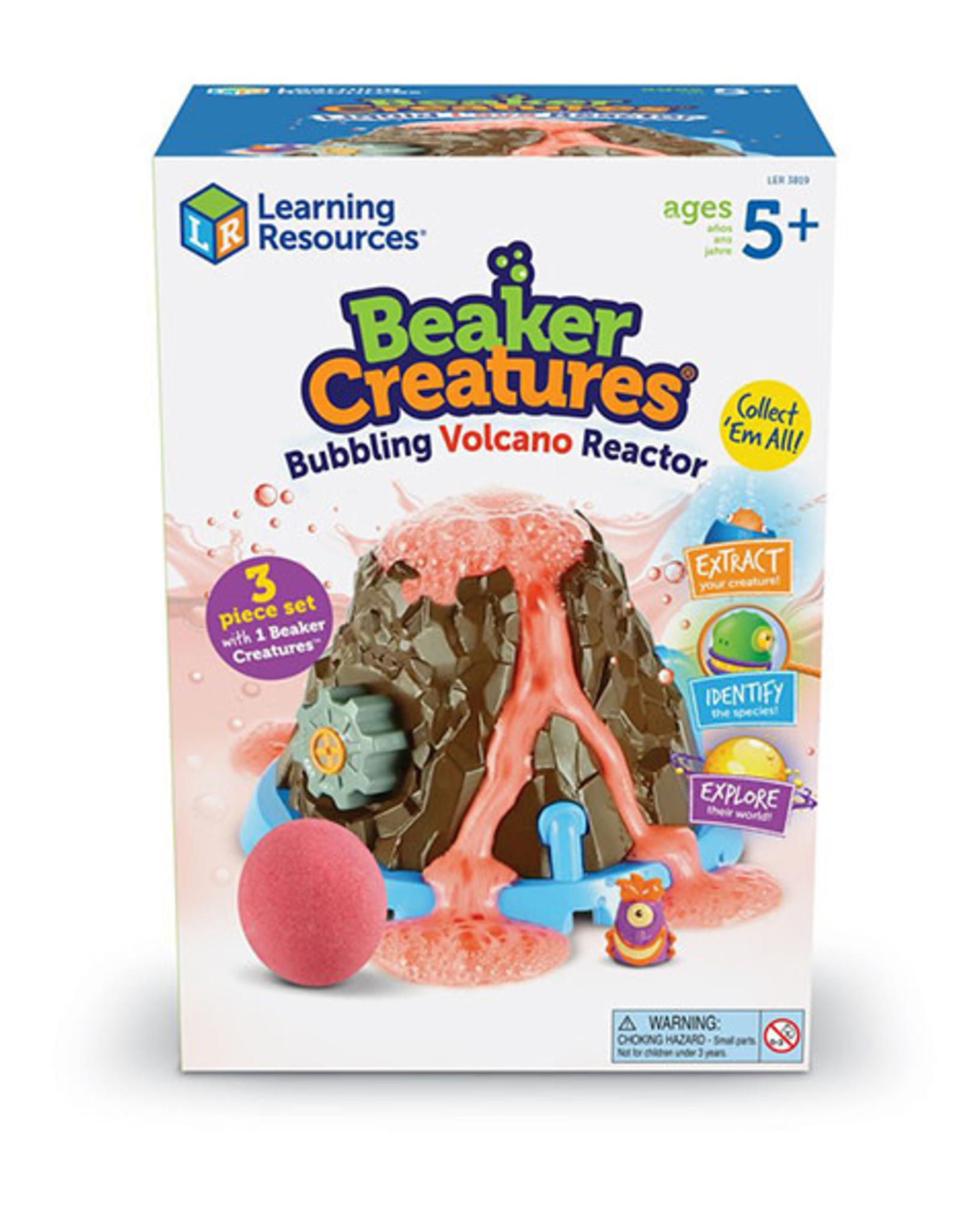 Learning Resources Beaker Creatures Series 3 Volcano