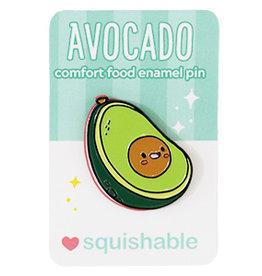 Squishable Enamel Pin - Avocado