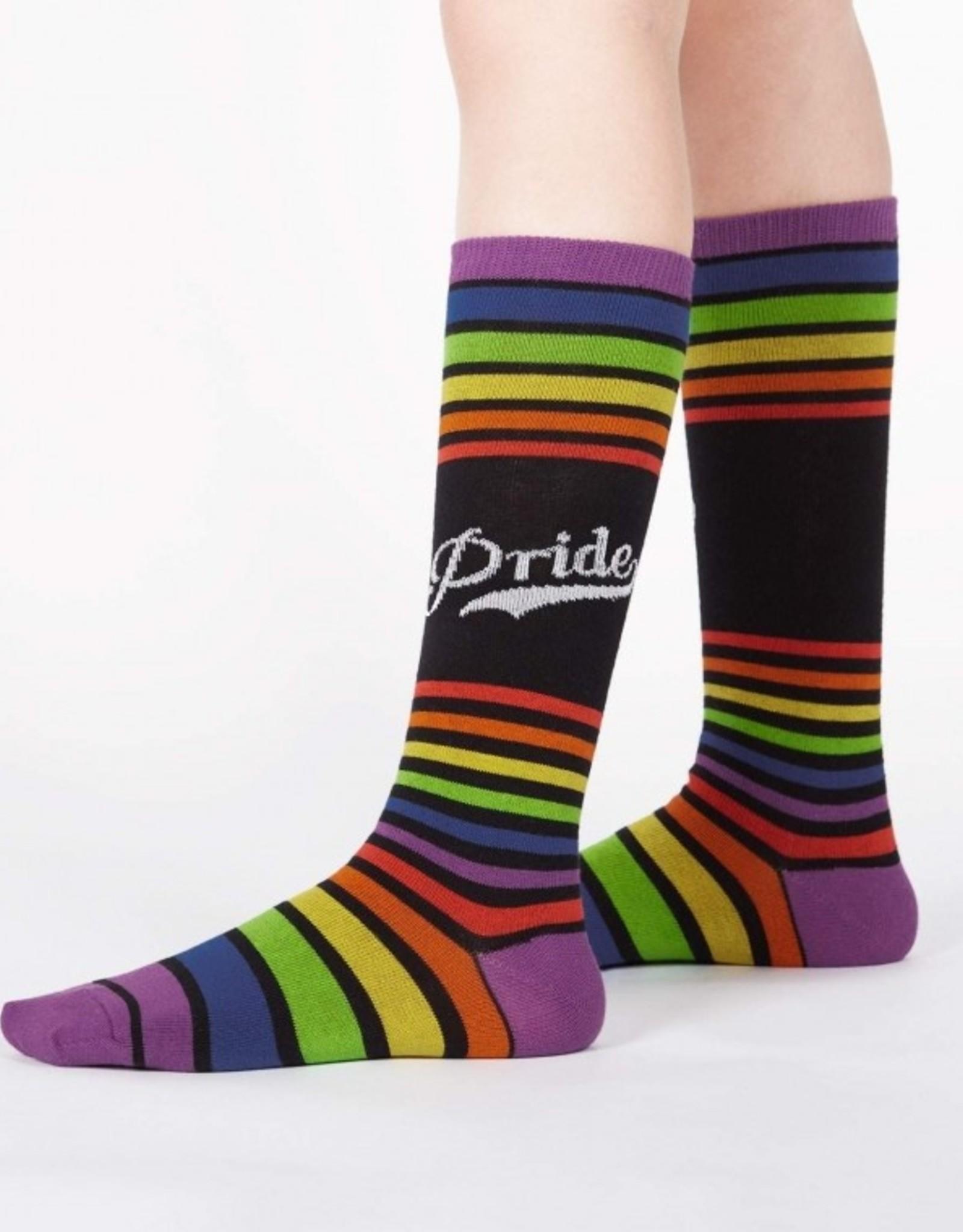 Sock It To Me Junior Knee : Team Pride