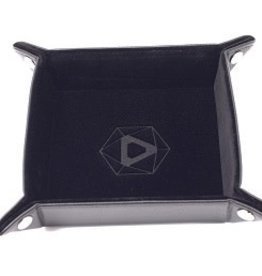Die Hard Folding Square Tray Black Velvet