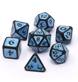 Die Hard Metal Mythica Dice Set- Tempest Frostbite