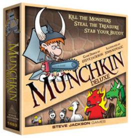 Steve Jackson Games Munchkin Delux