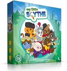 stonemaier games My Little Scythe