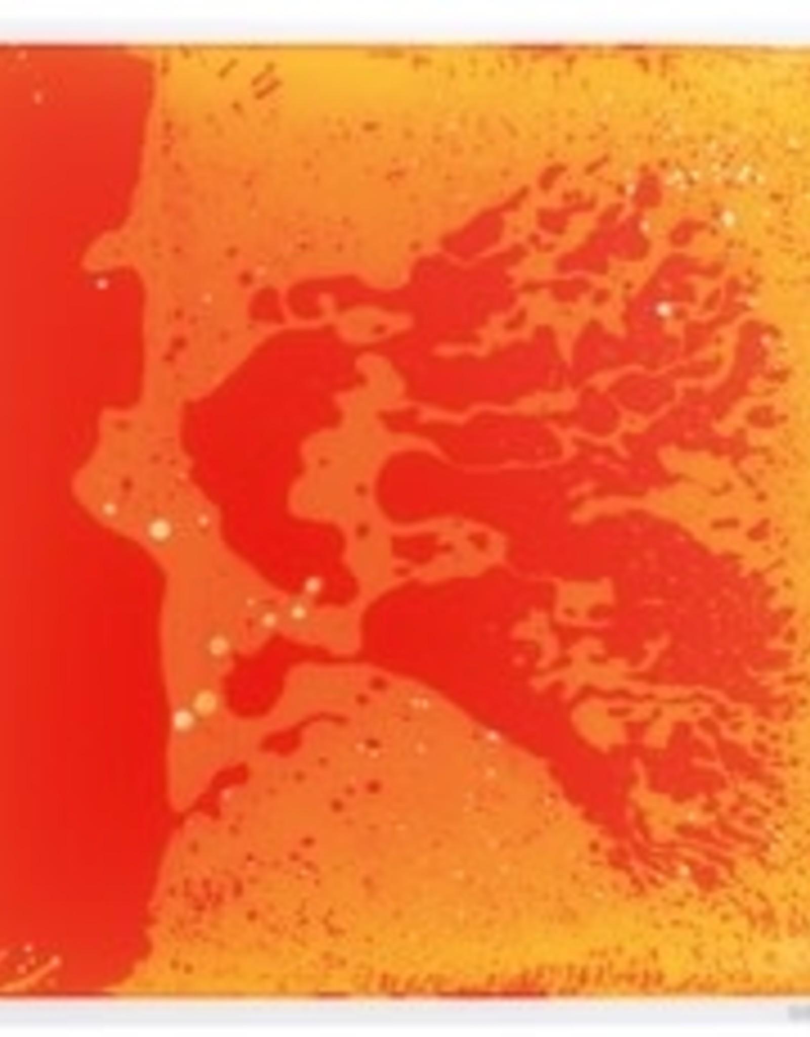 Liquid Tile - Orange