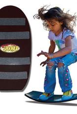 "24"" Freestyle Spooner Board Black Turtle Wave"
