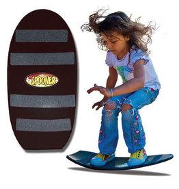 Spooner 24 inch freestyle spooner board black