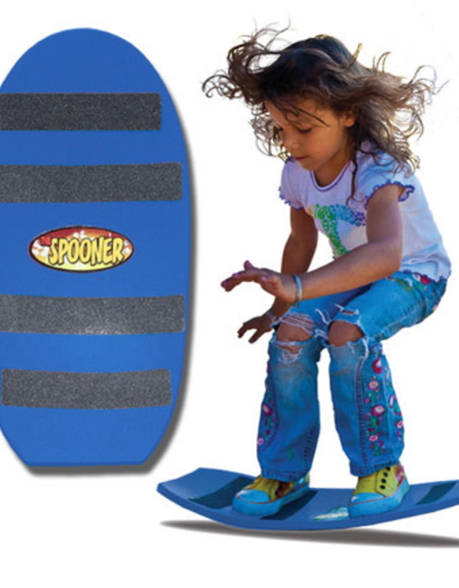 "24"" Freestyle Spooner Board Blue"