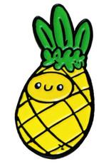 Squishable Enamel Pin - Pineapple