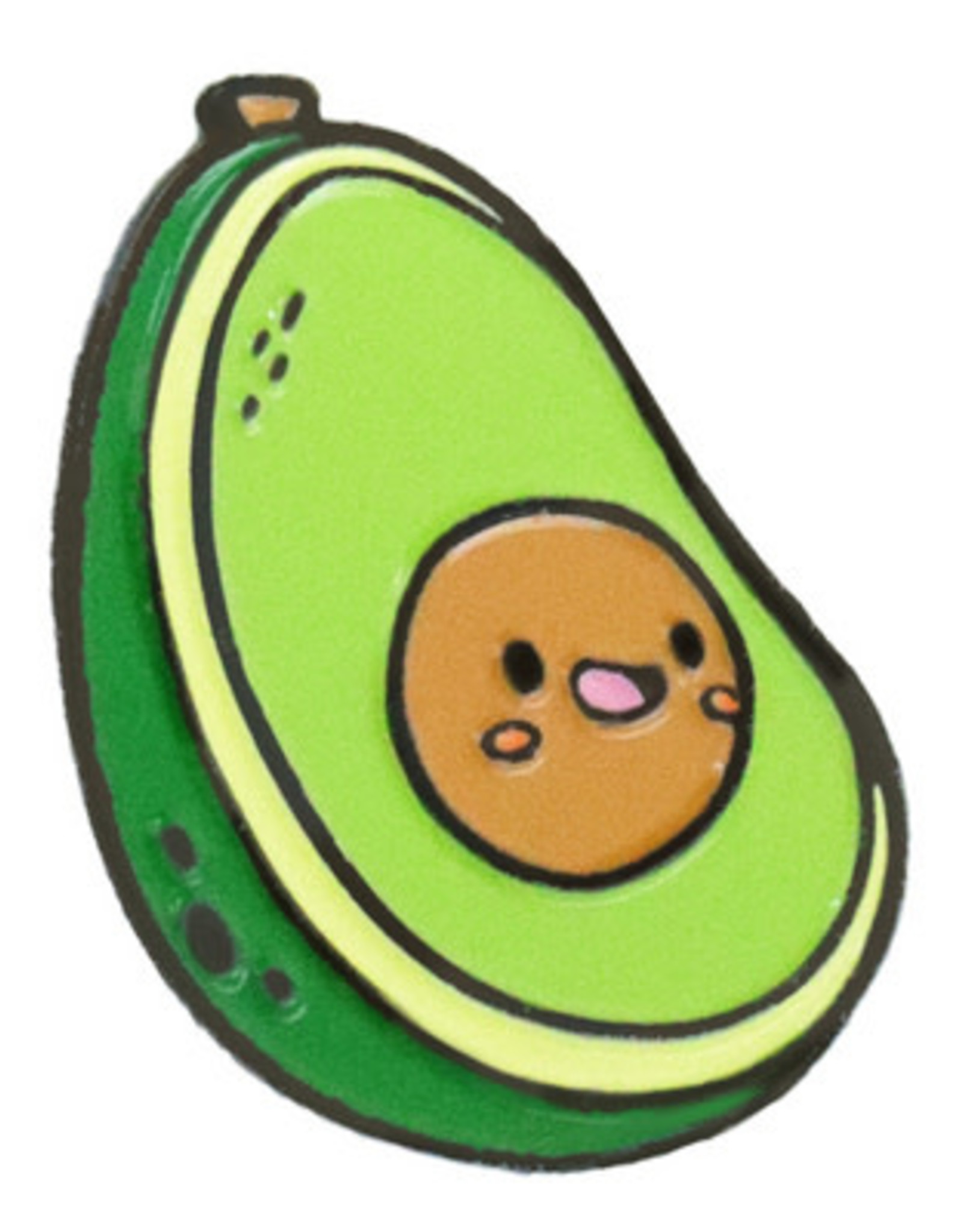 Squishable Enamel Pin - Avocado