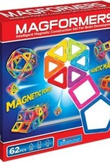 Magformers Magformers Extreme FX Set 62pcs