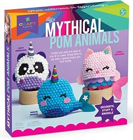 Ann Williams Mythical Pom Animals