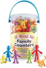 Playwell All About Me Family Counters