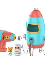 Playwell Design & Drill Rocket Ship