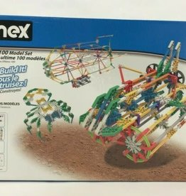 K'Nex K'nex Ultimate 100 Model Building Set