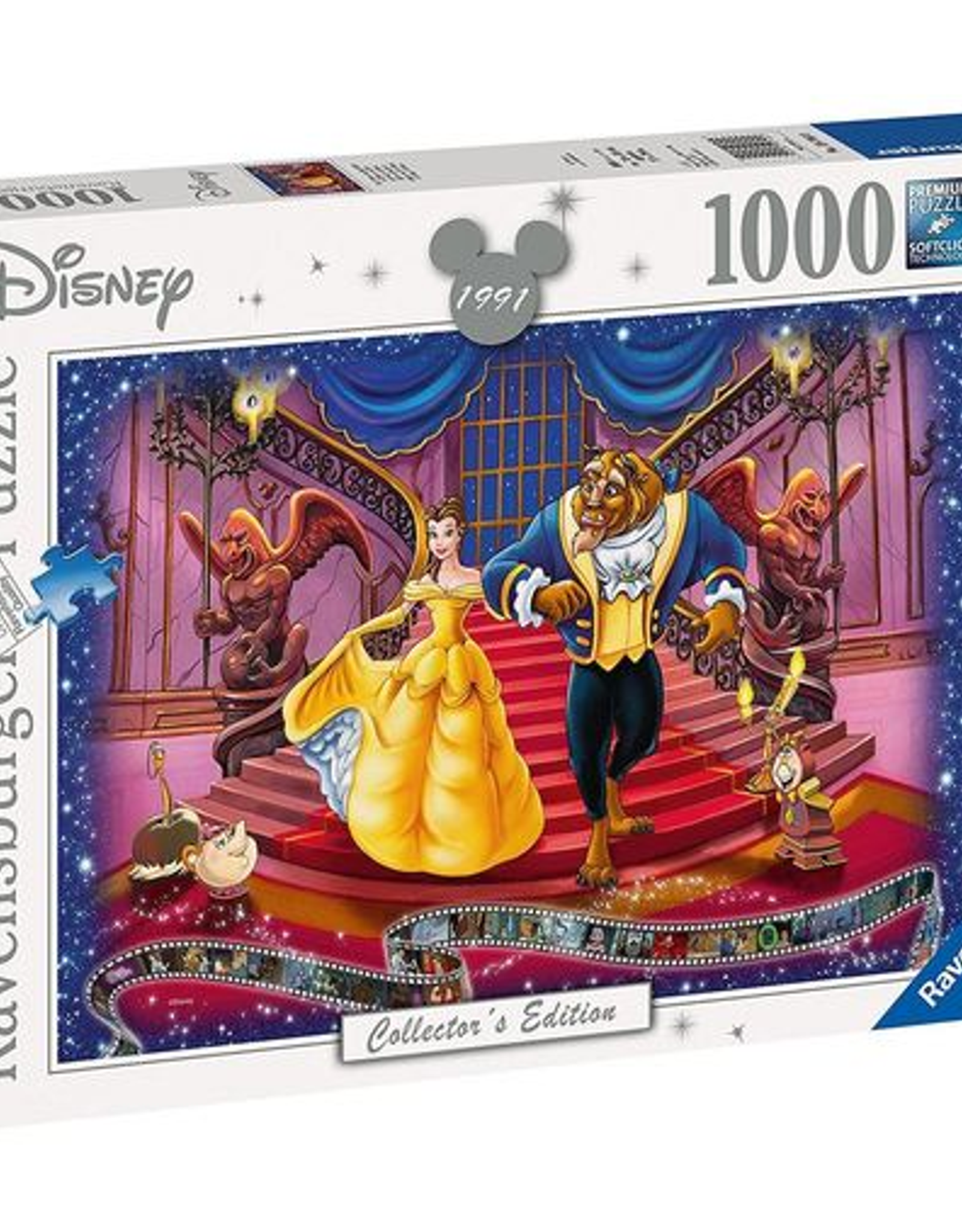 Ravensburger Beauty & The Beast 1000 Pc