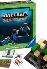 Ravensburger Minecraft: Builders & Biomes Board Game