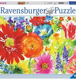 Ravensburger Abundant Blooms  (1000 PC)