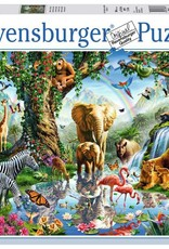 Ravensburger Adventures in the Jungle  (1000 PC)