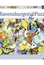 Ravensburger Butterflies (500 PC Large)
