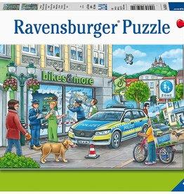 Ravensburger Police at Work 2 x 24 Pc