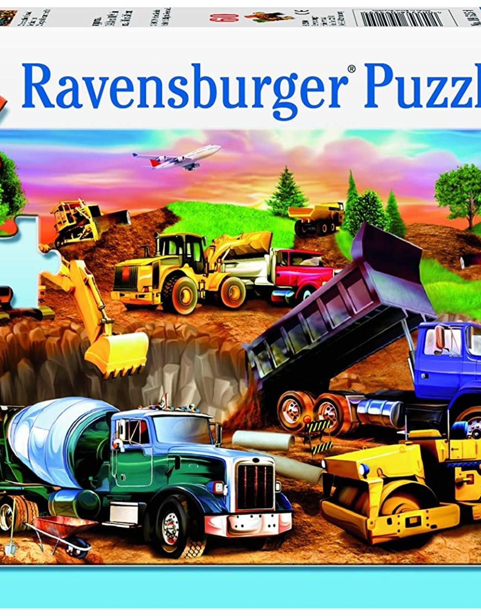 Ravensburger Construction Crowd 60 Pc