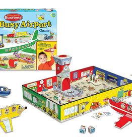 Wonder Forge Richard Scarry Busy Busy Airport