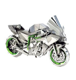 MetalEarth Iconx, Kawasaki Ninja, 2 sheets