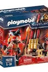 Playmobil Fire Master with Cannon