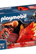 Playmobil Fire Guardian with Ghost
